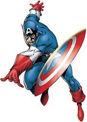 Steven Rogers (Earth-616)