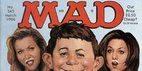 MAD Magazine Issue 343