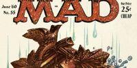 MAD Magazine Issue 55