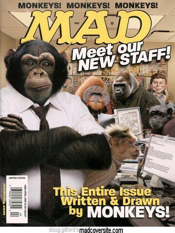 File:MAD Magazine Issue 488.jpg
