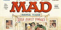 MAD Magazine Issue 207