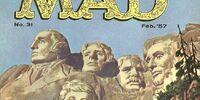 MAD Magazine Issue 31