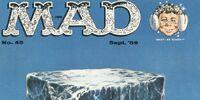 MAD Magazine Issue 49