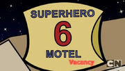 Superhero 6 Motel