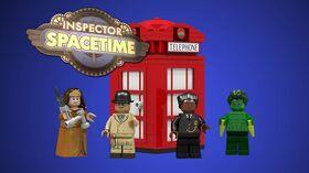 LegoInspectorSpacetime