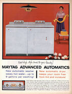 Maytag automatic 1954