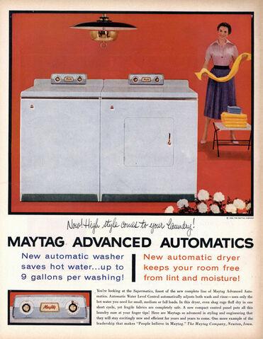 File:Maytag automatic 1954.jpg