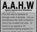 Agency Against Hank Wimbleton
