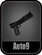 Auto9 icon