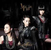 Magia Album Cover