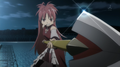 File:400px-Kyouko Spear 2.png