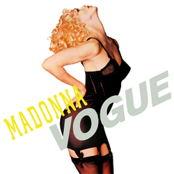 Madonna, Vogue cover