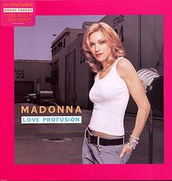 Madonna nothing fails UK CD1