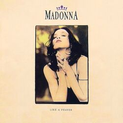 Like a Prayer single
