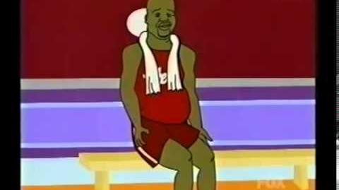 Shaq and The Former Lakers MADTV