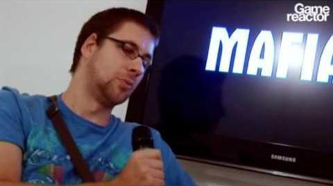 GC09 Mafia II interview