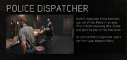 Police Dispatcher Tutorial