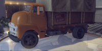 Shubert Truck Covered