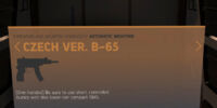 Czech Ver. B-65