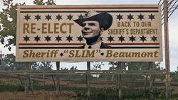 Sinclair Parish Billboard 3
