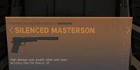 Silenced Masterson