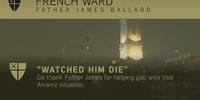 Watched Him Die