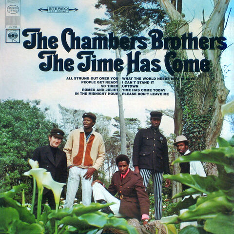 File:The Chambers Brothers - The Time Has Come.jpg
