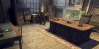 Derek's Office