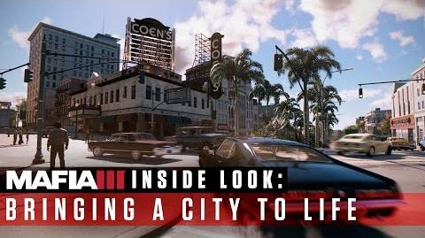 Mafia III Inside Look – Bringing a City to Life