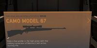 Camo Model 67