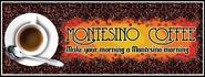 Montesino Coffee Ad