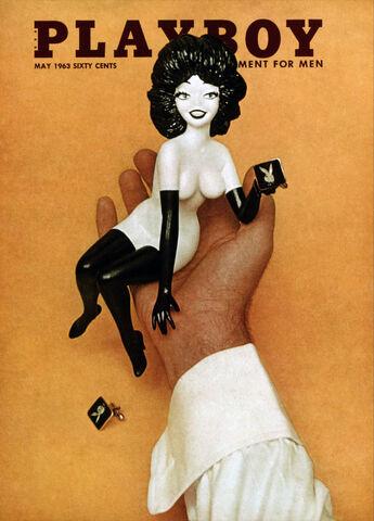 File:Playboy May 1963.jpg