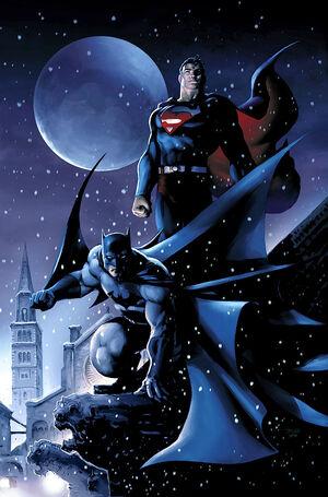 JLU Batman Superman