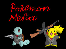 Pokemon Mafia by Lemonpiggy
