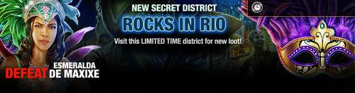 Promo Secret District 27 lootBandit