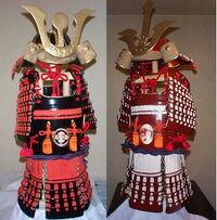 Samurai costume1