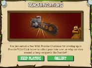 Wild Frontier Chainsaw