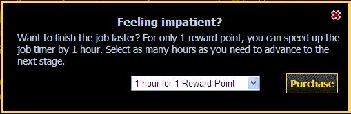 Feeling Impatient