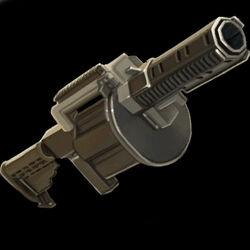 Razoritel Grenade Launcher hd