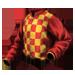 Standard 75x75 Collection Jockey Silk Checkered 75x75