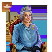 Huge item british royal bronze 01