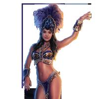 Huge item sambadancer 01