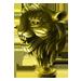 Standard 75x75 collect car bonnet lion