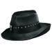 Standard 75x75 Collection Hats Diamond Crowned Fedora 75x75