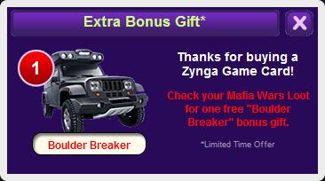 BonusBoulderBreaker