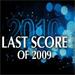 Lastscore2009