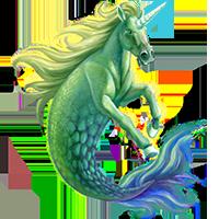 Huge MW XX Uni Seahorse