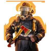 Huge item london fireman 01