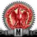 Mwach Meestery riser ruby 90x90