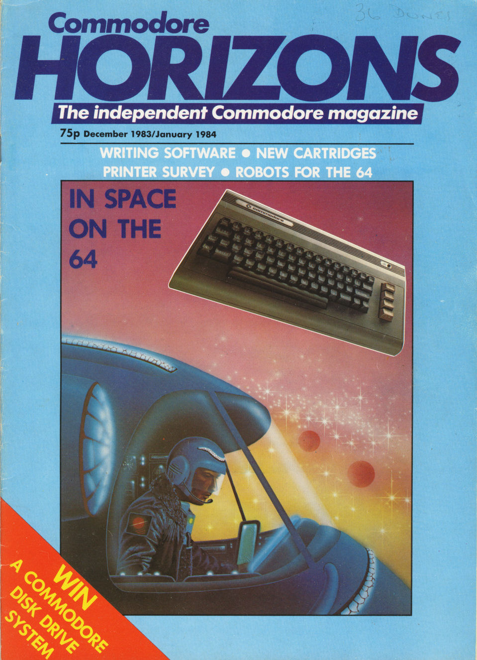 Commodore Horizons Issue 1 | Magazines from the Past Wiki ...